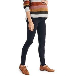 Madewell Maternity Black Skinny Jeans Size 26